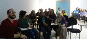 Reunião pedagógica ago 2016